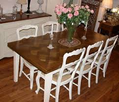 French Provincial Dining Table Josie Two Shoes July 2014 Dining Room Furniture Antique French