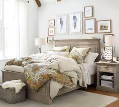 pottery barn livingston bed pottery barn