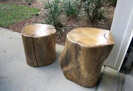 how to make a tree stump table stump table tree stump table ideas 1 wood stump table top aimar me