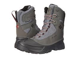 columbia men s snow blade waterproof snow boots mount mercy
