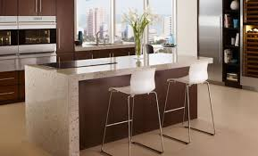 kitchen counter island current countertop trends accent interiors