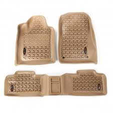 2007 jeep grand floor mats jeep floor liners mats cargo liners by rugged ridge