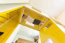 chambre enfant design design interieur amenagement interieur couleur jaune chambre