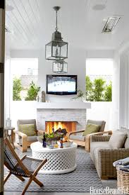 Living Room Furniture Ideas With Fireplace Indoor Outdoor Rooms Outdoor Room Decorating Ideas