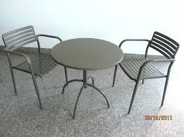 best table and chair set outdoor metal table and chair set rosekeymedia com