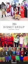 halloween costumes ideas for family of 3 23 group disney costume ideas for your squad big group costumes