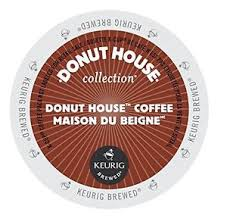 keurig k cups light roast donut house light roast coffee k cups k cup portion count for