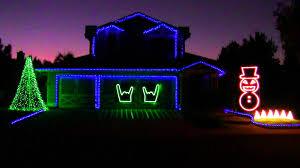 best christmas lights in the world slayer christmas lights 2011 hd lightorama navidad merry