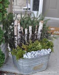 Christmas Outdoor Decorations Calgary by Best 25 Christmas Urns Ideas On Pinterest Outdoor Christmas