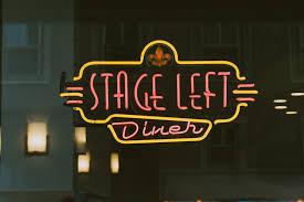 Comfort Diner Grand Center U0027s City Diner Reboots As Stage Left Diner On September