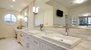 Mirror Wall In Bathroom Fabulous Wall Mirrors Bathrooms Bathroom Best Bathroom Mirror Wall