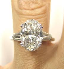 oval cut engagement rings best 25 oval rings ideas on oval