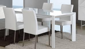chaise de salle manger design chaise salle a manger contemporaine 13 table de salle manger