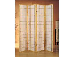 Shoji Screen Room Divider by 3 Panel Zen Serenity Rocks Canvas Room Screen Dividers Double