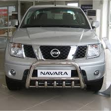 nissan murano nudge bar nina 35 2177 83 nissan navara d40 medium bull bar with grille