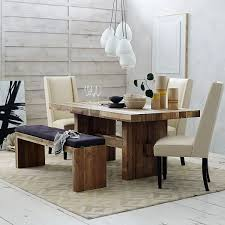 Emmerson Reclaimed Wood Dining Table West Elm - West elm dining room chairs