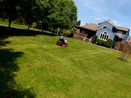 how to mow the lawn properly how tos diy