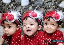 headband baby murah ladyzou accessories