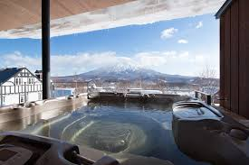 book kazahana luxury chalet villa online niseko accommodation