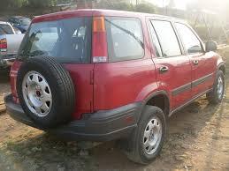 01 honda crv 2001 model honda crv clean autos nigeria