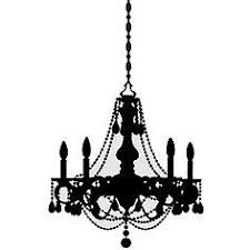Chandelier Wall Decal Wall Decals Wall Art Lamps Plus