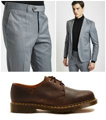 light grey dress shoes ideas for men what to wear with grey pants ideas hq
