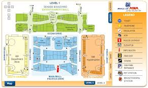 mall of asia floor plan truly a mall of asia history of architecture in a nutshell