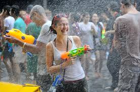 celebrate songkran 2018 and where will you get
