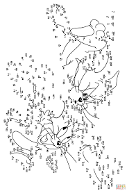 dot to dot to 1000 free coloring pages on art coloring pages