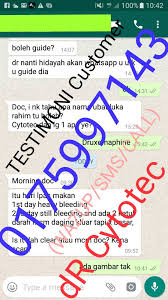 Pil Gugur Kandungan 2 Minggu Misoprosotol Cytotec Cytolog 200mg Pil Gugur Kandungan