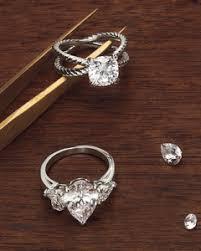 reset wedding ring how to reset an heirloom ring martha stewart weddings