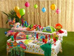 Bbq Party Decorations Summer Party Supplies From Dollar Tree Clever Housewife