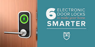 Unlock Bedroom Door Without Key 6 Electronic Door Locks To Enhance Your Home U0027s Security Safewise