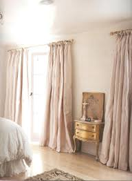 White Silk Curtains Feminine Dusky Pink Silk Curtains So Dreamy Pinteres