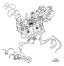 october monster sketch 16 by jayfosgitt on deviantart