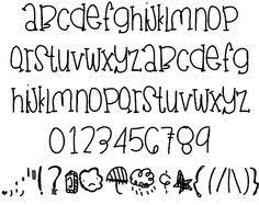 cool alphabet fonts google search writing fonts pinterest