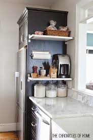 Kitchen Storage Ideas For Small Spaces Easy Ideas To Maximize Vertical Space In The Kitchen Grocery