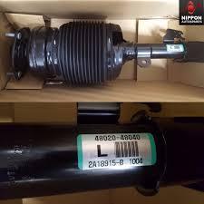 lexus rx300 air suspension parts uk new genuine lexus rx300 rx330 rx350 left front shock absorber