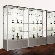 heated display cabinets second hand glass display cabinets cases displaysense
