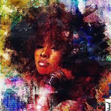 natural hair art addisonrenee com addisonrenee com more more afro paintingblack