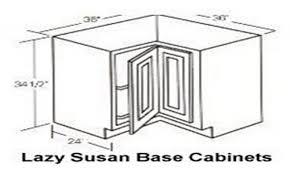 kitchen cabinets lazy susan corner cabinet kitchen base cabinet depth part 19 kitchen base cabinet