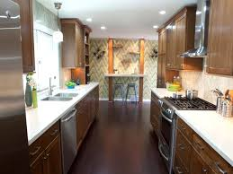 top 25 best galley kitchen design ideas on pinterest endearing