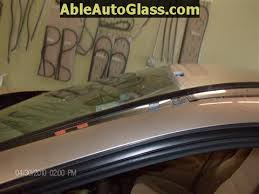 honda accord front windshield replacement honda accord sedan 2003 2007 able auto glass in houston tx