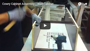 Cabinet Assembly Assembly Cabinets Cowry Kitchen Cabinets