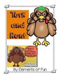 and runt thanksgiving book response and activity