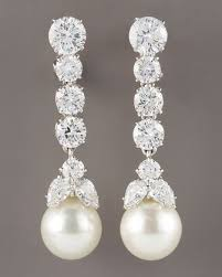 wedding earrings drop best 25 pearl drop earrings ideas on pearl earrings