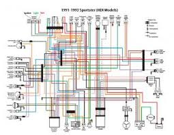 wiring diagram 1992 sportster wiring diagram wiring10 1992