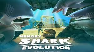 hungry shark evolution hacked apk hungry shark evolution 5 2 0 mod apk android apkfine