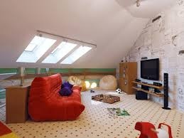 Loft Bedroom Low Ceiling Ideas 16 Small Attic Room Design Ideas Houz Buzz