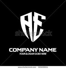 a e ae logo stock photo photo vector illustration 691699954